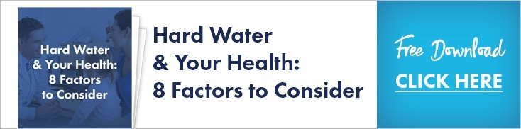 Hard Water and Your Health Download Guide