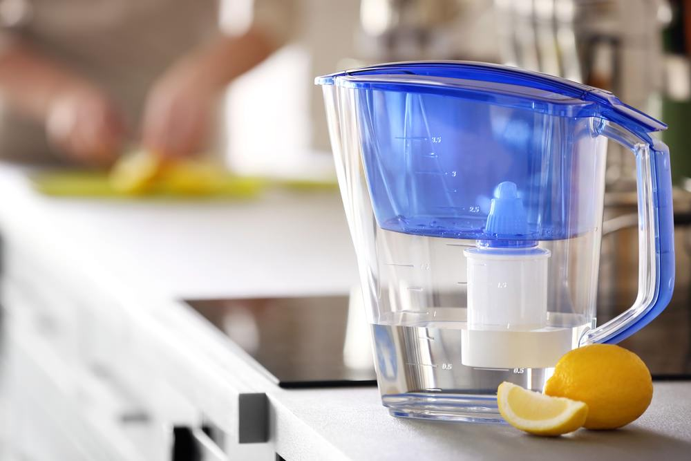 Avoid contaminated Brita Filter by switching to whole house water filters